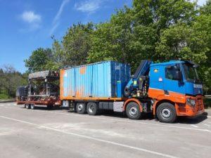 Transport conventionnel